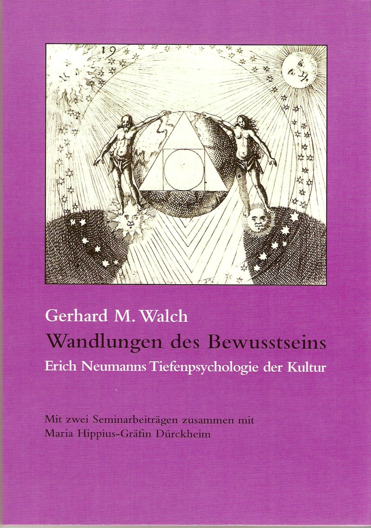Cover – Wandlungen des Bewusstseins